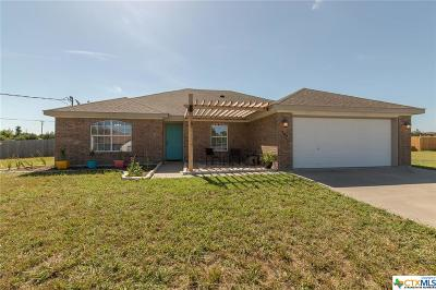 Copperas Cove Single Family Home For Sale: 347 Gaylon Drive