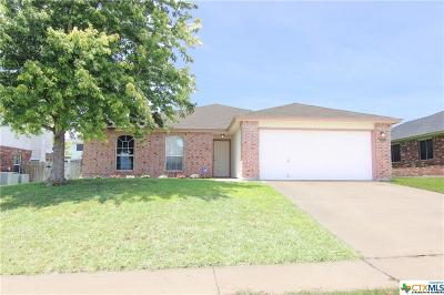 Killeen Single Family Home For Sale: 1705 Grey Fox Trail