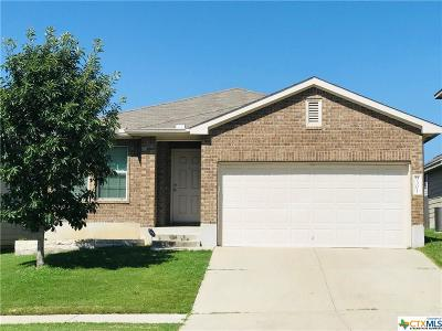 Killeen Single Family Home For Sale: 9301 Devonshire Court
