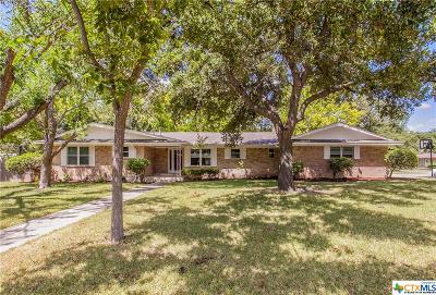 Temple Single Family Home For Sale: 3402 Meadow Oaks Drive