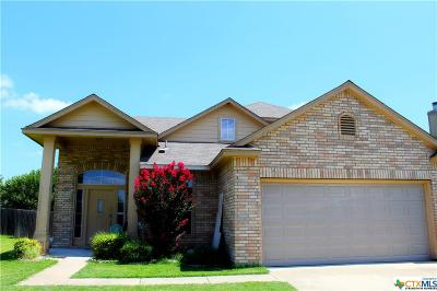 Temple Single Family Home For Sale: 7112 Rickey Drive