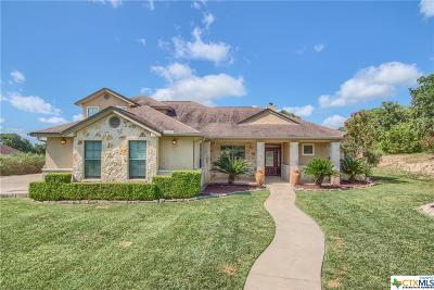 Comal County Single Family Home For Sale: 2922 Elk River Trail