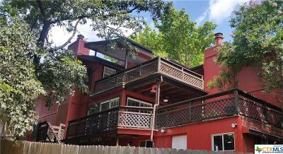 Austin Condo/Townhouse For Sale: 6923 Ten Oaks Circle