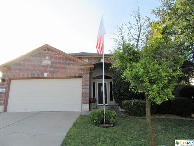 Killeen Single Family Home For Sale: 6308 Nessy Drive