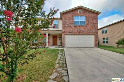 New Braunfels TX Single Family Home For Sale: $210,000