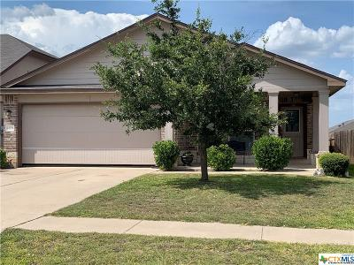 Killeen Single Family Home For Sale: 4605 Honeystreet Bridge Lane
