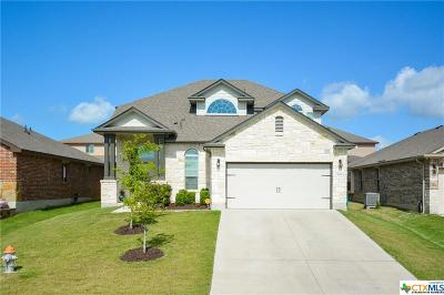 Belton Single Family Home For Sale: 5126 Dauphin Drive