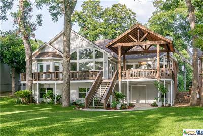 Seguin Single Family Home For Sale: 128 Paseo Del Rio