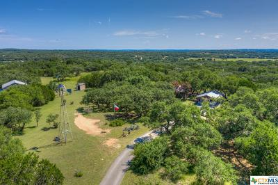 Comal County Single Family Home For Sale: 10100 Fm 32