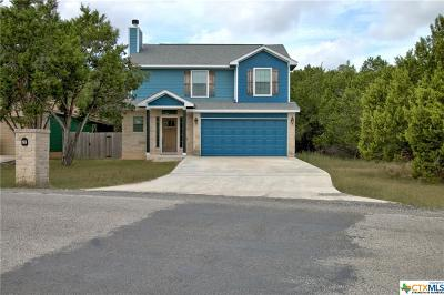 Wimberley Single Family Home For Sale: 27 Pleasant Valley Road