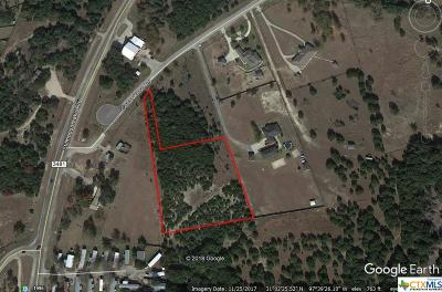 Harker Heights Residential Lots & Land For Sale: 3151 Cedar Knob Circle