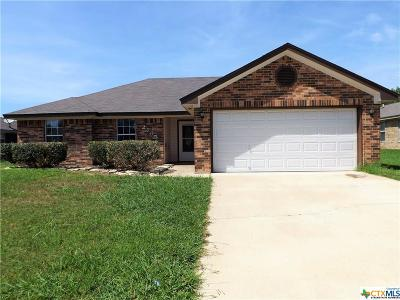 Killeen Single Family Home For Sale: 2705 Southwood Drive