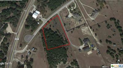 Harker Heights Residential Lots & Land For Sale: 3121 Cedar Knob Circle
