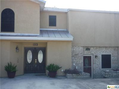 Comal County Condo/Townhouse For Sale: 18035 Fm 306 #102