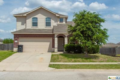Killeen Single Family Home For Sale: 5208 Milky Way Avenue