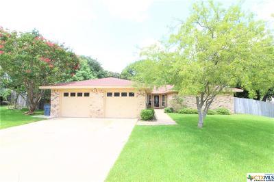 Harker Heights Single Family Home For Sale: 701 Cedar Oaks Lane