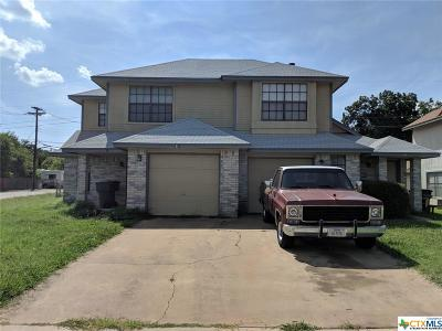 Killeen Multi Family Home For Sale: 1317 Opal Road