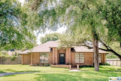 Temple TX Single Family Home For Sale: $284,900
