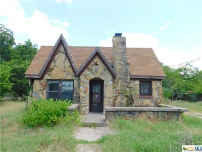 Gatesville Single Family Home For Sale: 409 S 6th Street