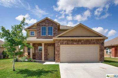 Seguin Single Family Home For Sale: 1421 Doncaster Drive