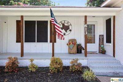 McLennan County Single Family Home For Sale: 613 S Harrison Street