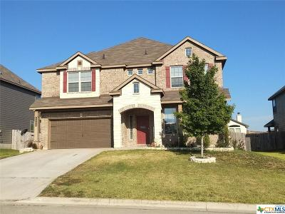 Copperas Cove Single Family Home For Sale: 1209 Jester Court