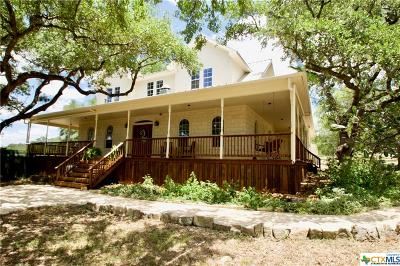 San Marcos Single Family Home For Sale: 7900 Ozark Drive