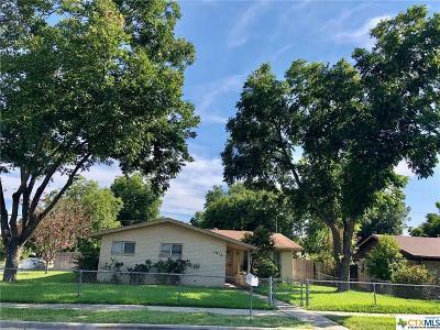 Killeen Single Family Home For Sale: 1312 Carrollton Avenue