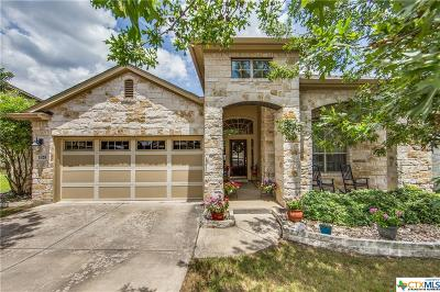 New Braunfels Single Family Home For Sale: 1028 San Pedro