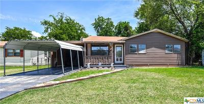 Killeen Single Family Home For Sale: 505 Little Avenue