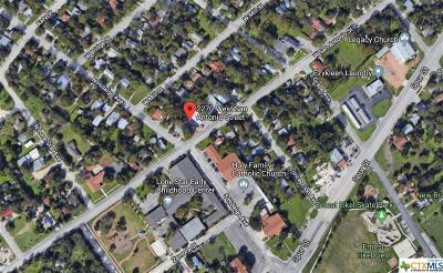New Braunfels Residential Lots & Land For Sale: 2270 W San Antonio Street