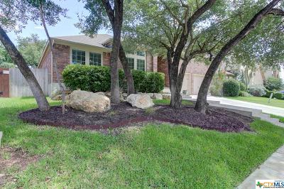 New Braunfels Single Family Home For Sale: 2325 Echoing Oak