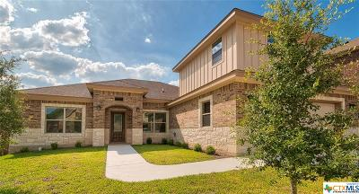 Harker Heights Single Family Home For Sale: 3320 Vineyard Trail