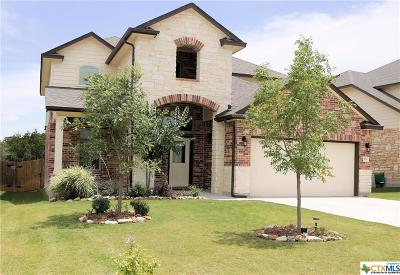 Belton Single Family Home For Sale: 5217 Cicero Drive