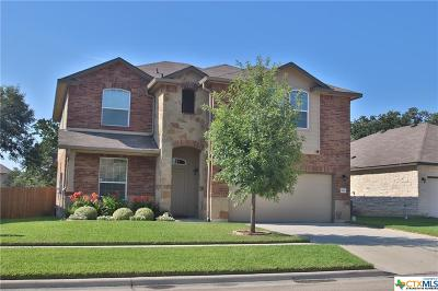 Killeen Single Family Home For Sale: 3504 Lorne Drive