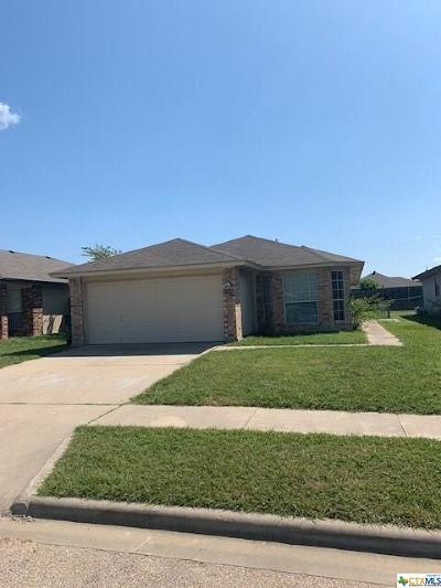 Killeen Single Family Home For Sale: 2004 Wright Way