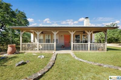 San Marcos Single Family Home For Sale: 105 Smokey Mountain Drive