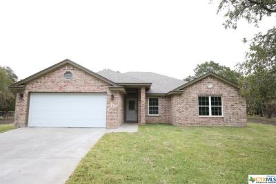 Belton Single Family Home For Sale: 6 N Jack Rabbit Court