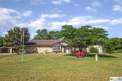 Kempner Single Family Home Pending: 109 County Road 221
