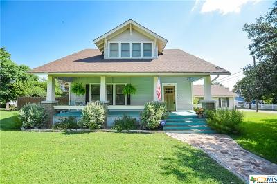 Milam County Single Family Home For Sale: 406 E 13th Street
