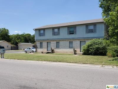 Copperas Cove Multi Family Home Pending: 410 Veterans Avenue #1-8