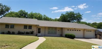 Harker Heights Single Family Home For Sale: 108 Arrowhead Drive