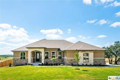 Harker Heights, Nolanville Single Family Home For Sale: 6002 Bella Charca Parkway