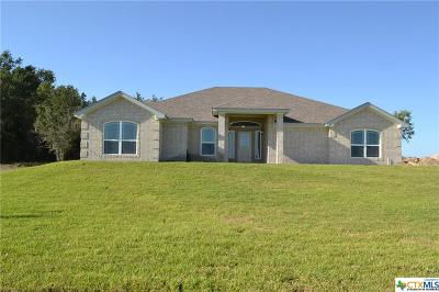 Copperas Cove Single Family Home For Sale: 1401 Duncan Road