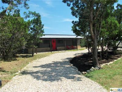 Canyon Lake Single Family Home For Sale: 371 Cloud Top