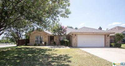 Harker Heights Single Family Home Pending: 401 Jason Drive