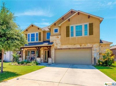 New Braunfels Single Family Home For Sale: 2721 Scarlet Tanger
