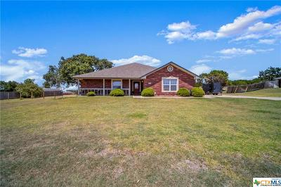 Copperas Cove Single Family Home Pending: 3252 Colorado Drive