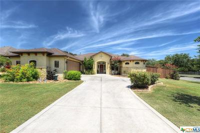 New Braunfels Single Family Home For Sale: 2260 Stratford Grace