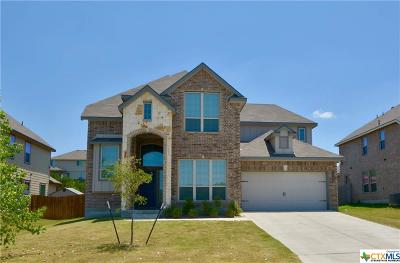 Copperas Cove Single Family Home Pending: 1106 Ewell Court